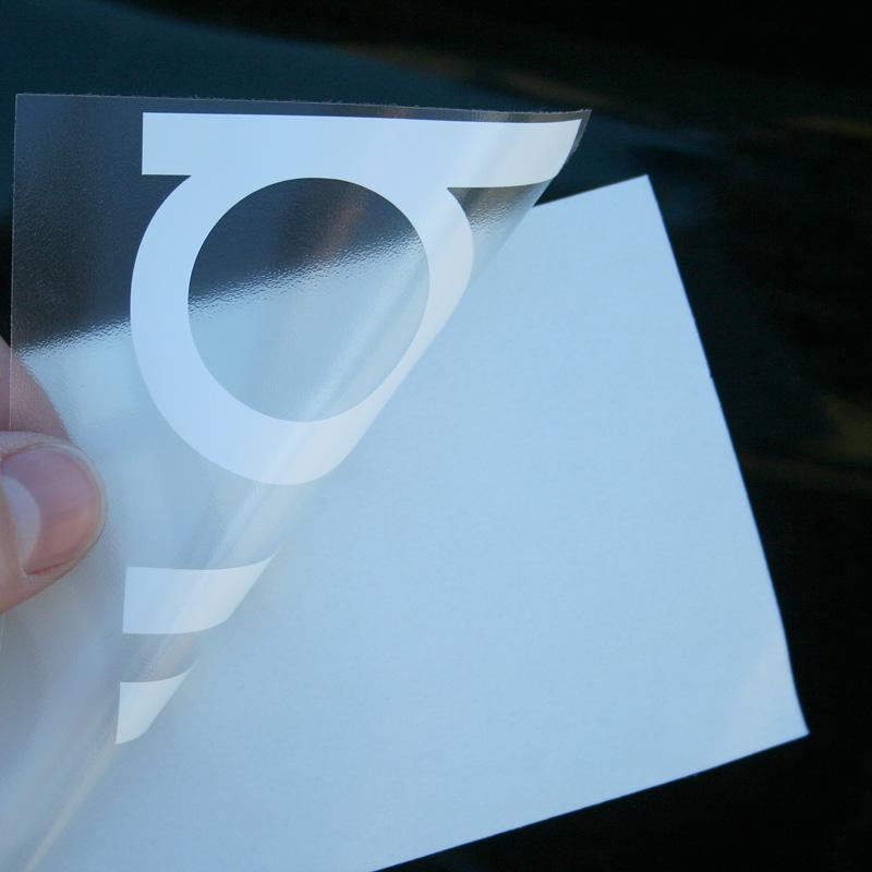 Custom Vinyl Decals StandOut Stickers - Custom vinyl stickers easy peel off