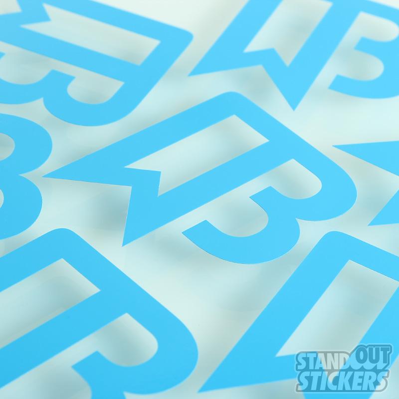 Custom Vinyl Decals StandOut Stickers - Custom vinyl decals bulk   removal options