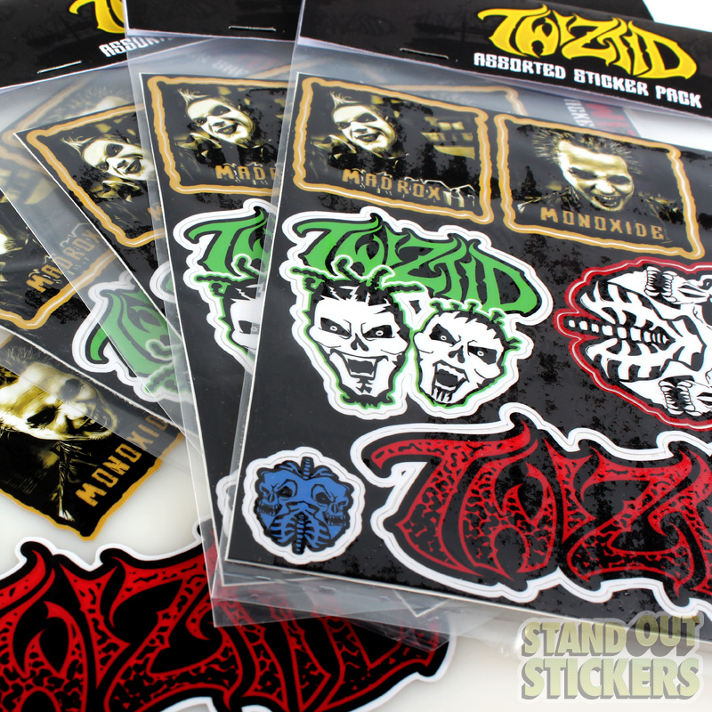 Vinyl Sticker Packs Sticker Packs Samples Of Stickers - Graffiti custom vinyl stickers
