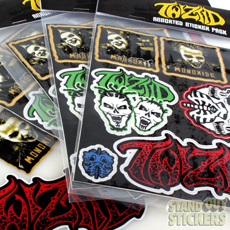 Vinyl Sticker Packs Sticker Packs Samples Of Stickers - Graffiti custom vinyl stickers