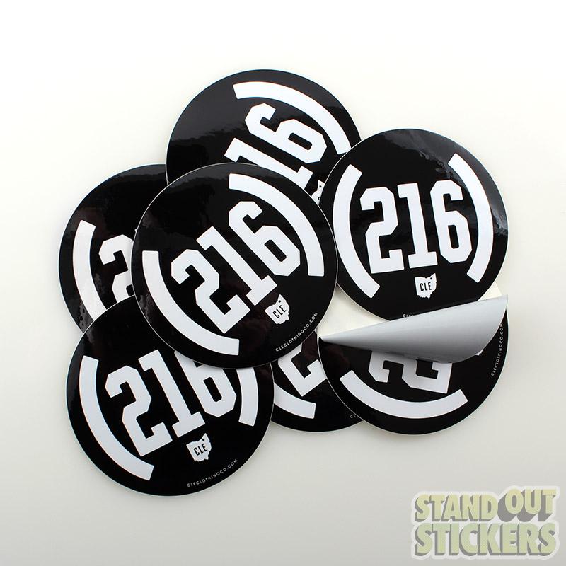 Order Custom Stickers Order Die Cut Stickers Order Circle Stickers Order  Oval Stickers Order Square ...