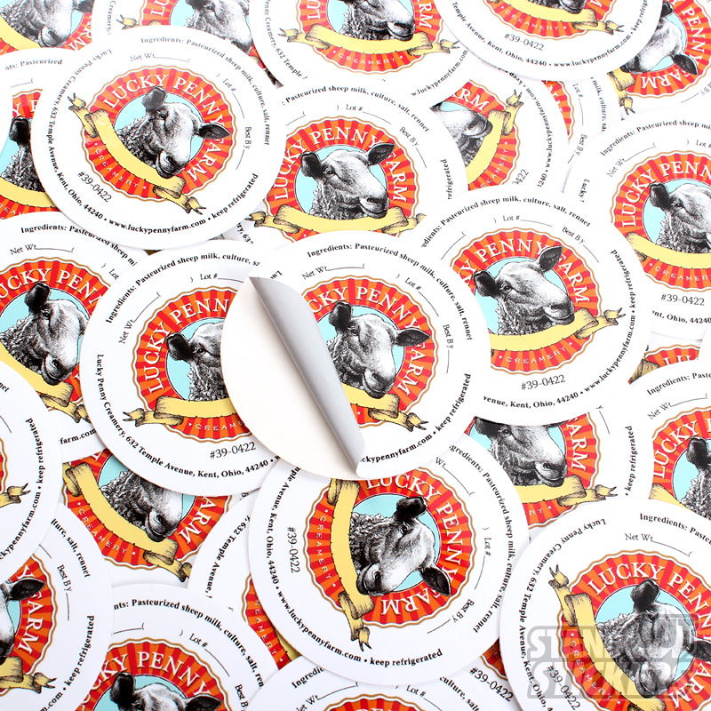 Order custom stickers order die cut stickers order circle stickers order oval stickers order square