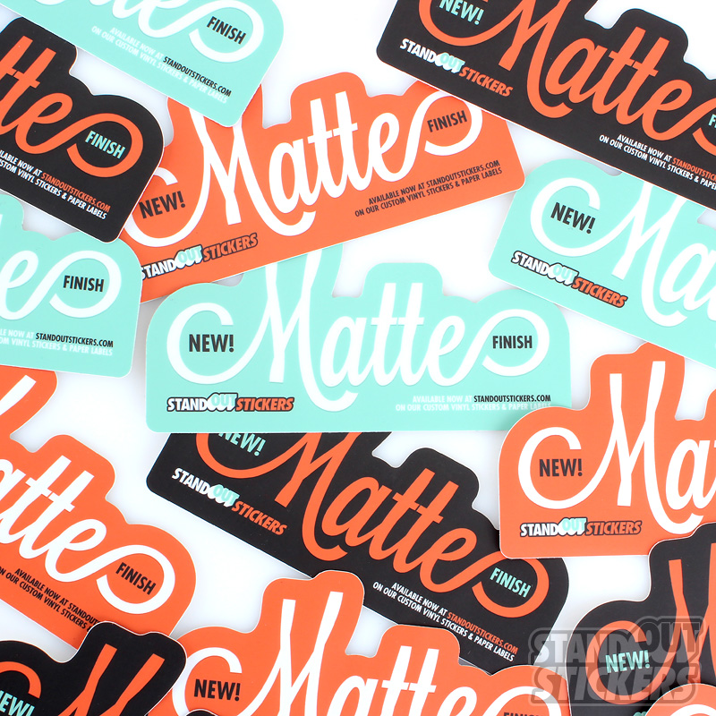 Die Cut Stickers Custom Sticker Samples - Die cut vinyl stickers