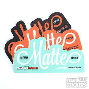 Die Cut Stickers Custom Sticker Samples - Custom die cut vinyl stickers how to apply