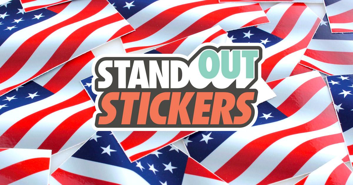 Custom Stickers Order Custom Vinyl Stickers Online